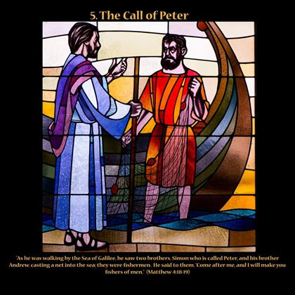 The Call of Peter